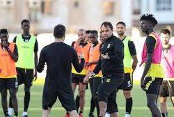 #الهلال يعاود تدريباته استعداداً لمواجهة الوحدة