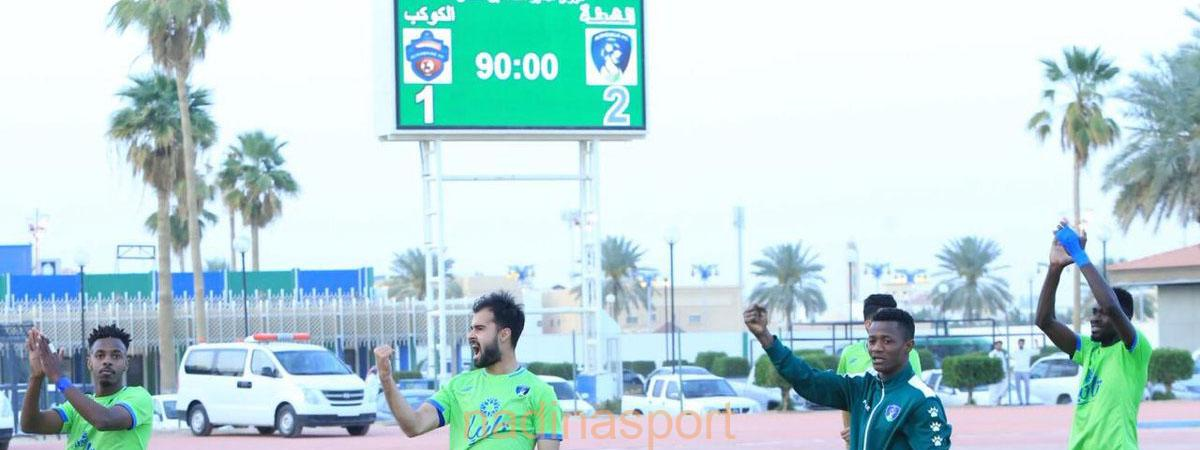 انتصاران وتعادلان في الجولة 27 من دوري الأمير محمد بن سلمان للدرجة الأولى