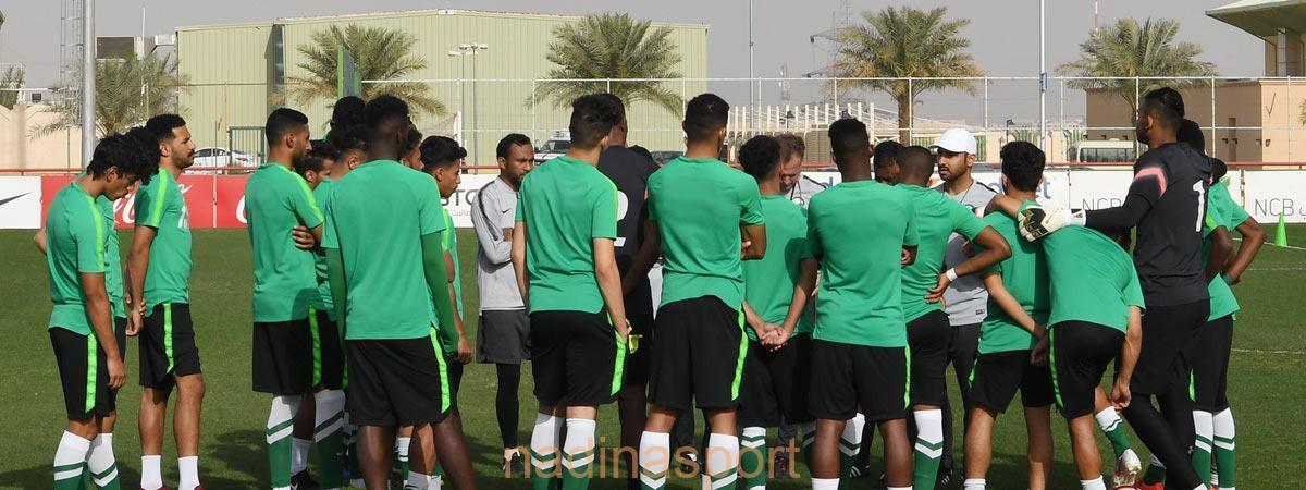 المنتخب الوطني تحت 23 عامًا يواجه لبنان في التصفيات الآسيوية الأحد
