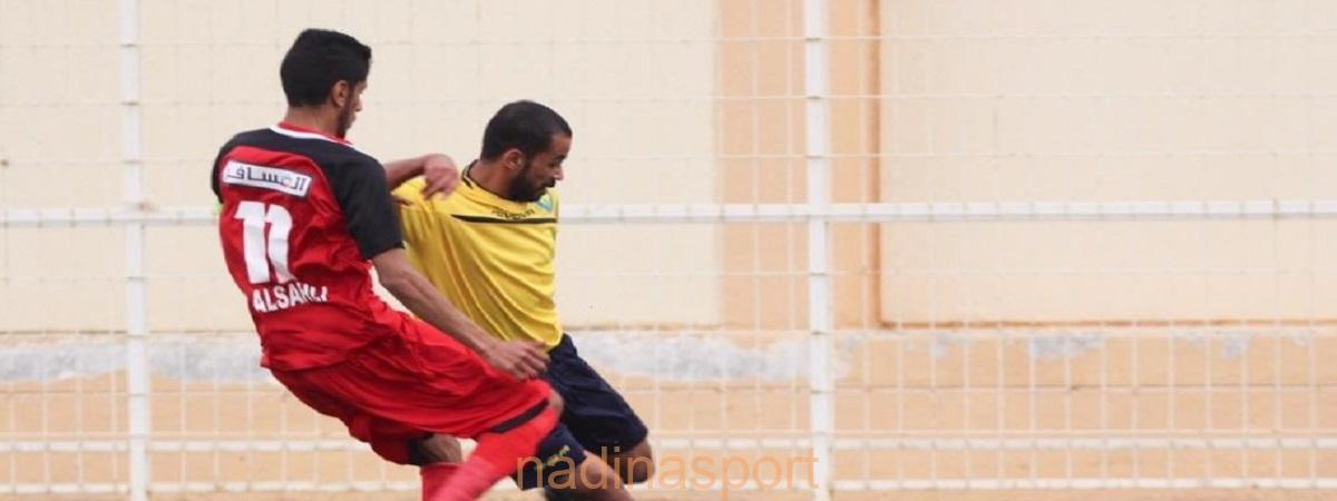 القيصومة يهزم العروبة في لقاء مؤجل من الجولة 22 لدوري الأمير محمد بن سلمان للدرجة الأولى