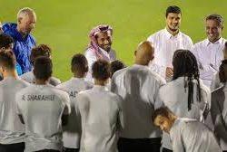#النصر يواصل استعداداته لمواجهة الهلال