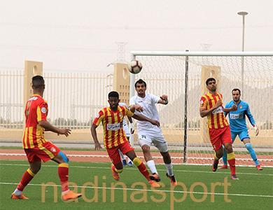 تعادل نجران وضمك في ختام الجولة 30 من دوري الأمير محمد بن سلمان للدرجة الأولى