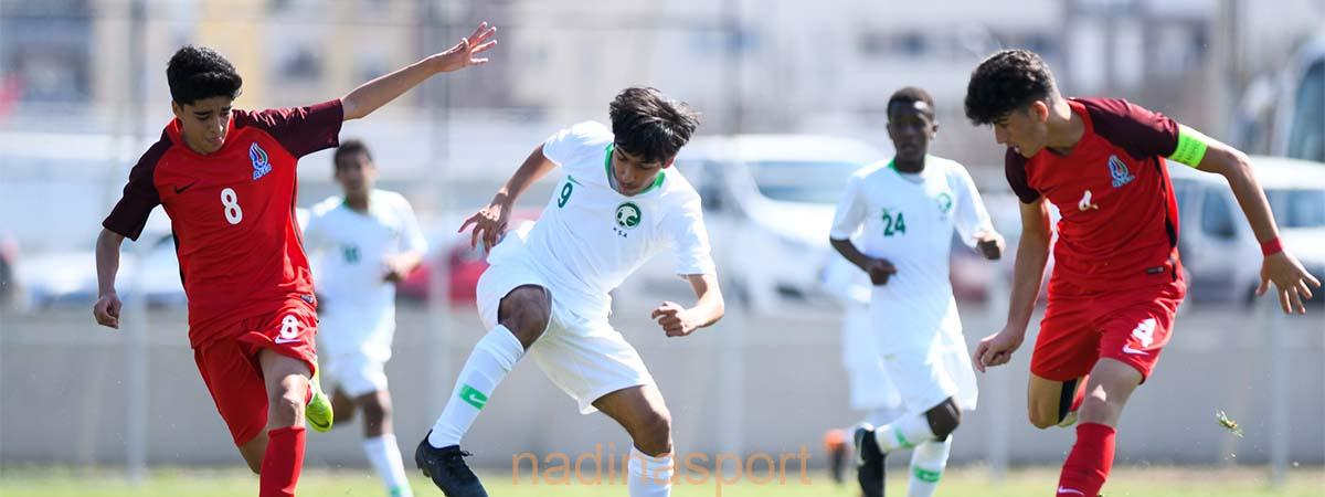 المنتخب الوطني تحت 16 عامًا يفوز على أذربيجان