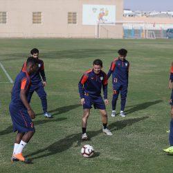 #الفيحاء يقيم معسكراً إعدادياً في دبي