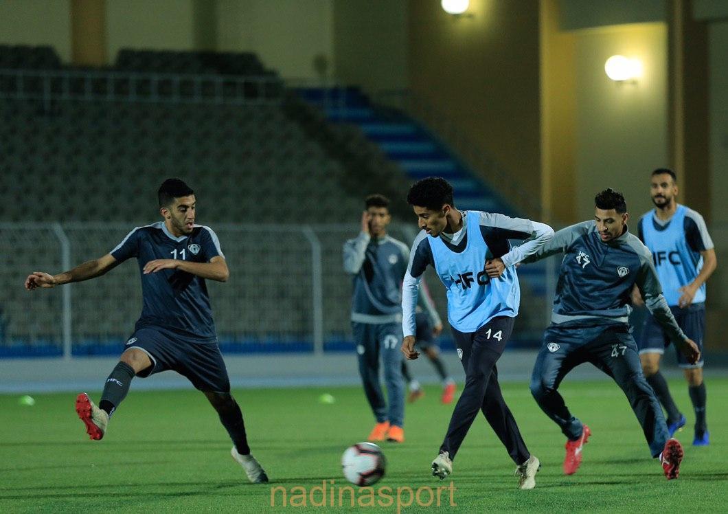 #هجر مرانه الرئيسي استعداداً لمباراته المقبلة أمام جدة