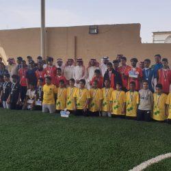 المنتخب السعودي لألعاب القوى لذوي الإعاقة يصل الرياض