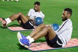 #النصر يستأنف تدريباته