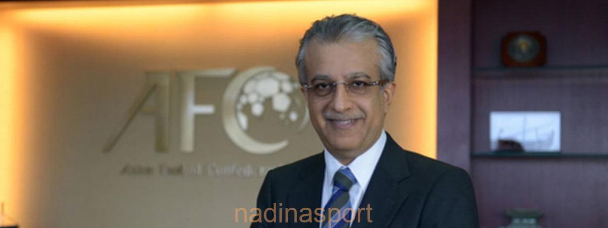 الاتحاد السعودي يدعم الشيخ سلمان بن إبراهيم آل خليفة في الانتخابات الآسيوية