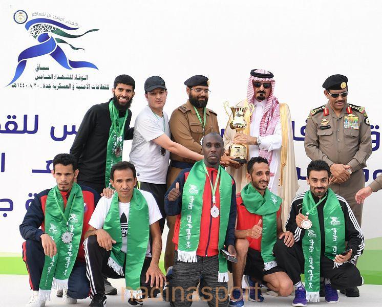 """الاتحاد الرياضي السعودي لقوى الأمن ينظم """"سباق الوفاء للشهداء الخامس"""" للقطاعات الأمنية والعسكرية"""