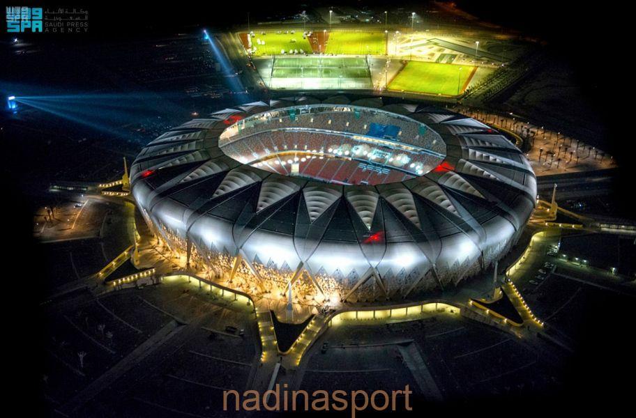 الاتحاد الآسيوي يعتمد استاد مدينة الملك عبدالله الرياضية بجدة ملعبًا محايدًا لثلاث مباريات في كأس الاتحاد الآسيوي 2019