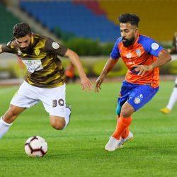 الفيصلي يكسب الوحدة ضمن منافسات الجولة الـ 27 من دوري كأس الأمير محمد بن سلمان