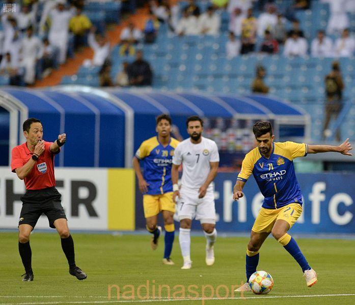 النصر يفوز على الزوراء برباعية في الجولة الثالثة في دوري أبطال آسيا لكرة القدم