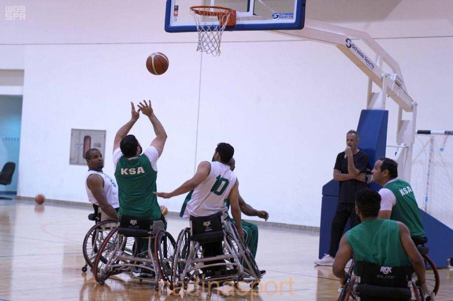 انطلاق بطولة فزاع الدولية لكرة السلة على الكراسي المتحركة غداً في دبي