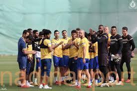 #النصر يختتم تحضيرات للرائد ويغادر إلى القصيم