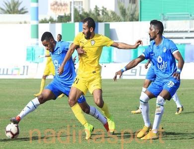 5 انتصارات في انطلاقة الجولة 33 من دوري الأمير محمد بن سلمان للدرجة الأولى
