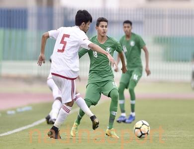 المنتخب الوطني تحت 18 عامًا يختتم معسكره الإعدادي في مدينة الدمام