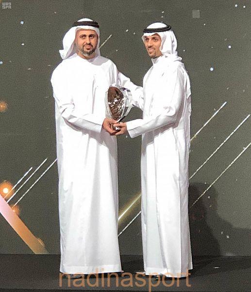 الاتحاد السعودي للجوجيتسو يفوز بجائزة أفضل اتحاد آسيوي