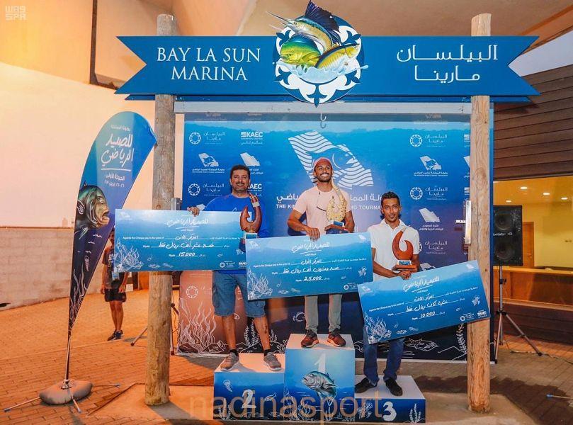 اختتام فعاليات بطولة المملكة للصيد الرياضي في نادي اليخوت بمدينة الملك عبدالله الاقتصادية