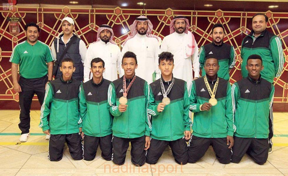 المنتخب السعودي للتايكوندو يشارك في بطولة العالم بمانشستر
