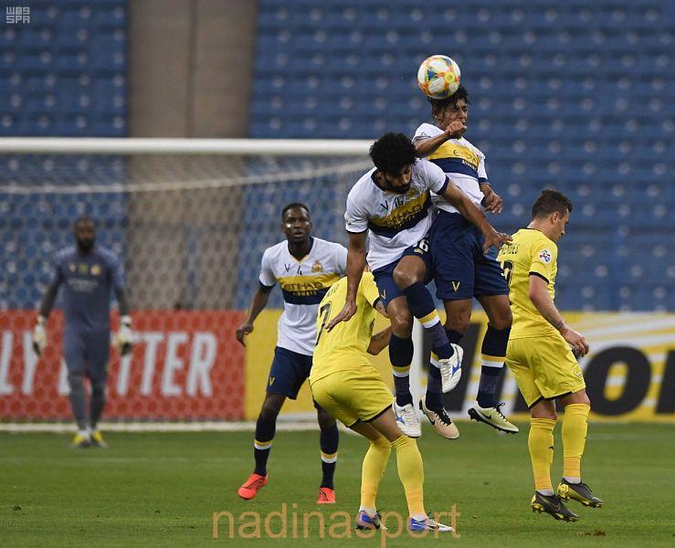 فريق النصر يتأهل إلى دور الـ 16 لدوري أبطال آسيا بفوزه على الوصل الإماراتي
