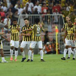الأهلي يكسب الفيصلي في دوري كأس الأمير محمد بن سلمان