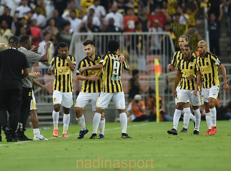 الاتحاد يضمن بقاءه في دوري كأس الأمير محمد بن سلمان بفوزه على الفتح