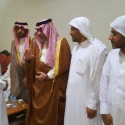 الغدير يقدم واجب العزاء لأسرة الطويل بوفاة والدهم