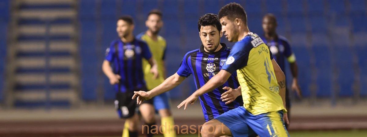 انتصاران وتعادلان في ختام الجولة 35 من دوري الأمير محمد بن سلمان للدرجة الأولى