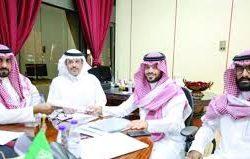 الجمعية العمومية تنصب البلطان رئيسًا للشباب لـ 4 أعوام