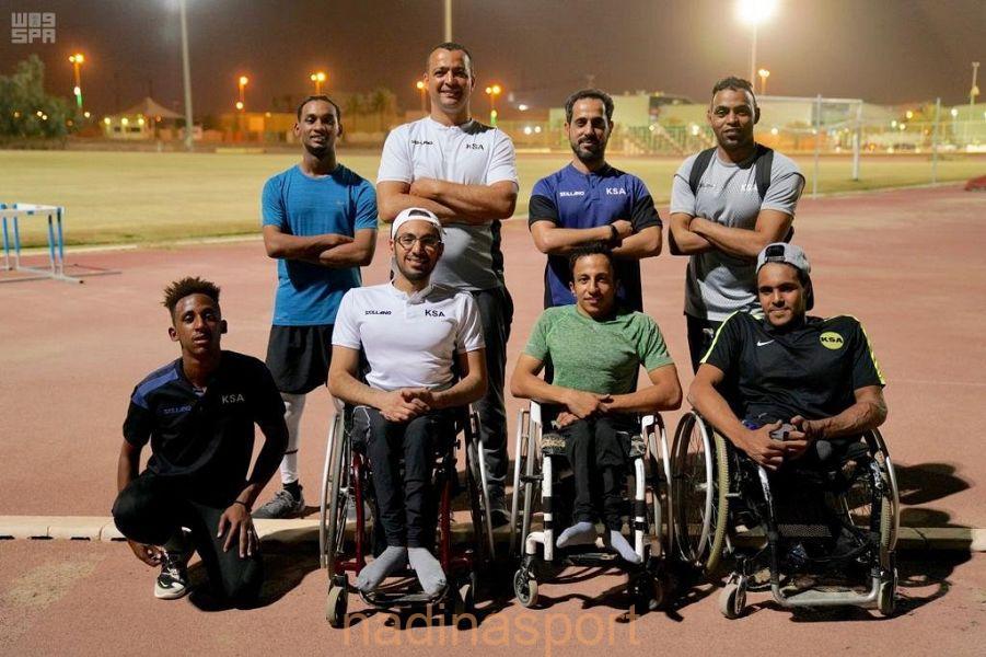 أخضر قوى الإعاقة يبدأ تحضيراته لملتقى تونس