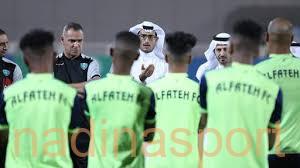 العفالق المرشح الوحيد لرئاسة نادي الفتح