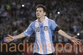 ميسي وحُلم التتويج الأول مع الأرجنتين