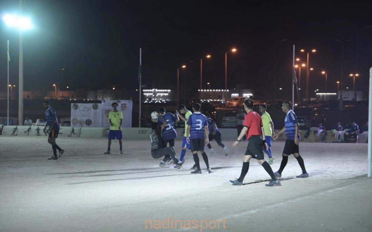 فريق شباب الطرف يحتضن بطولة ياحلو حوارينا بمشاركة12فريق من مختلف حواري الاحساء
