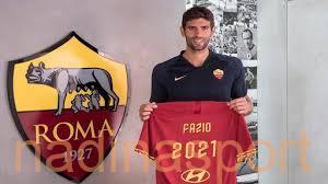 روما يجدد عقد المدافع فازيو ويقترب من زاباكوستا