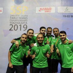 20 لاعباً في قائمة أخضر اليد لمعسكر سلوفينيا استعداداً لتصفيات أولمبياد طوكيو 2020