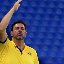 الهلال والاتحاد في إياب ربع نهائي دوري أبطال آسيا 2019.