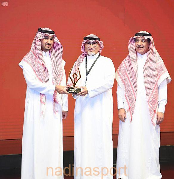 الاتحاد السعودي للإعلام الرياضي يعلن عن أسماء الفائزين بجوائز التميز للإعلام الرياضي لعام 2019