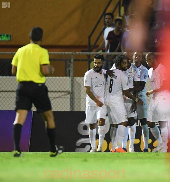 كأس محمد السادس للأندية الأبطال : الشباب السعودي يحقق فوزاً صعباً أمام شباب الأردن بالدقائق الأخيرة