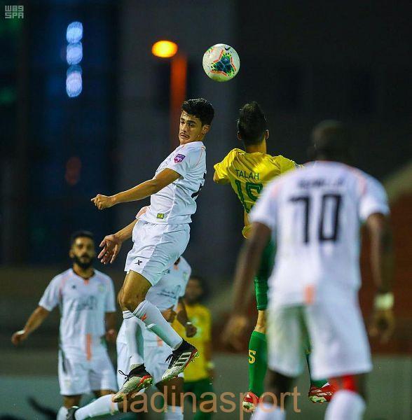 الشباب السعودي يتأهل إلى الدور ثمن النهائي لكأس محمد السادس للأندية الأبطال