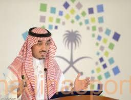 الأمير عبدالعزيز بن تركي يشكر القيادة بعد موافقة مجلس الوزراء على تنظيم هيئة الرياضة