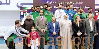 منتخب المبارزة ينهي البطولة العربية بفضيتين