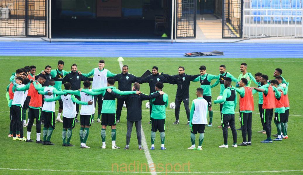 المنتخب السعودي تحت 23 عاماً يواصل تحضيراته لكأس آسيا 2020 في تايلاند