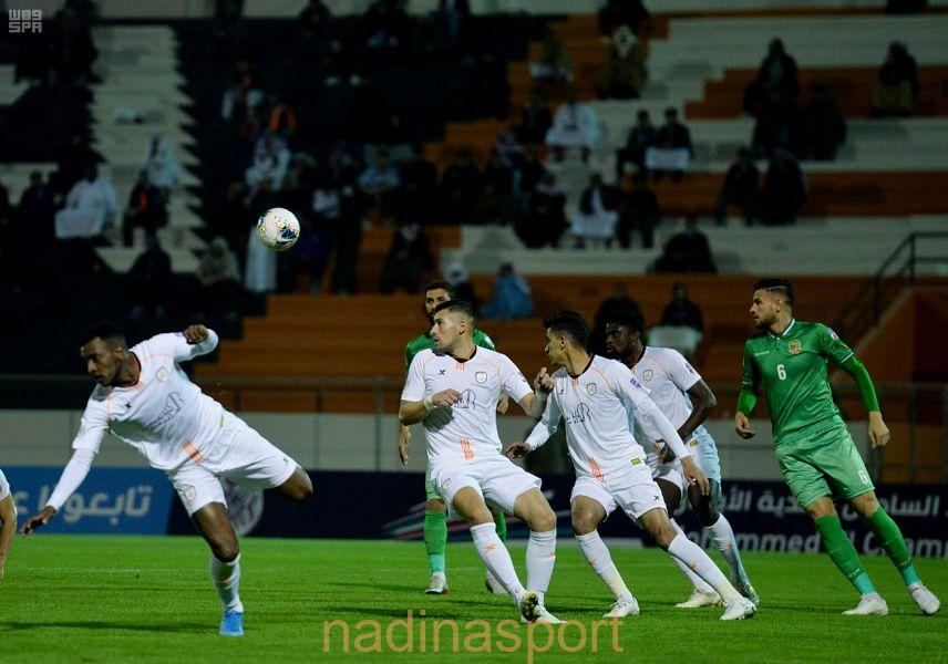 الشباب السعودي يضع قدمًا في نصف نهائي كأس محمد السادس للأندية الأبطال