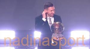 رسميًا – ميسي يحصل على الكرة الذهبية كأفضل لاعب في العالم