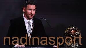 ميسي: تألمت عندما فاز رونالدو بالكرة الذهبية