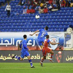 الحمدان أفضل لاعب في مباراة السعودية وتايلاند في دور الثمانية لكأس أسيا 2020