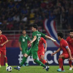 المنتخب السعودي الأولمبي إلى نصف النهائي بفوزه على تايلاند .. ليواجه الفائز من الإمارات وأوزبكستان