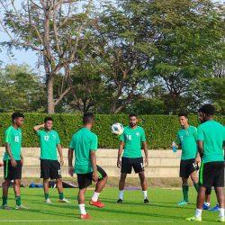 المنتخب السعودي تحت 23 يعاود تدريباته استعداداً لمواجهة الجولة الثانية من كأس آسيا