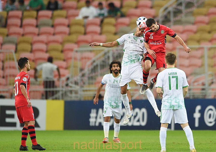 الأهلي السعودي يتأهل لدور المجموعات من دوري أبطال آسيا