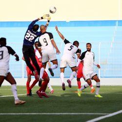 الأخضر الأولمبي يختتم تحضيراته لمواجهة قطر